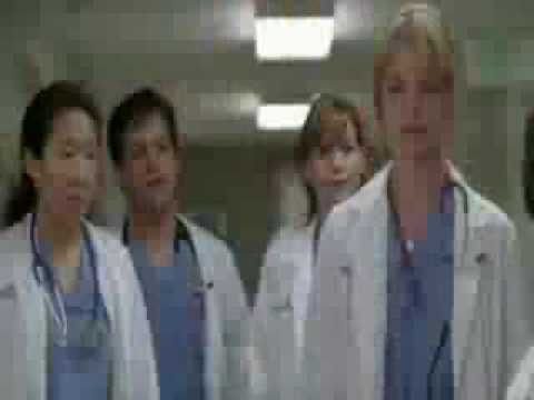 Grey's Anatomy 1x01 A hard day's night Part 1/5