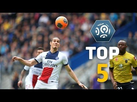 Week 35 : Top goals - Ligue 1 -  2013/2014