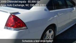 2009 Chevrolet Impala SS 4dr Sedan for sale in Lexington, NC