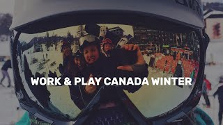 [The Working Holiday Club - Canada] Video