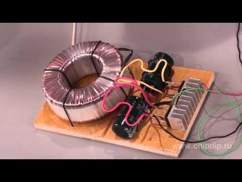 Сварочный трансформатор для полуавтомата своими руками