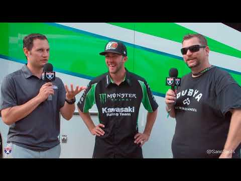 Racer X Films: Best Post-Race Show Ever, Ironman