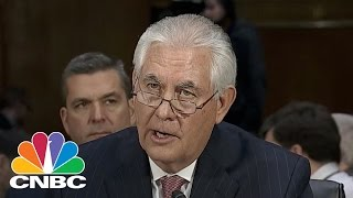 Rex Tillerson: We Need To Be Honest About Radical Islam | CNBC