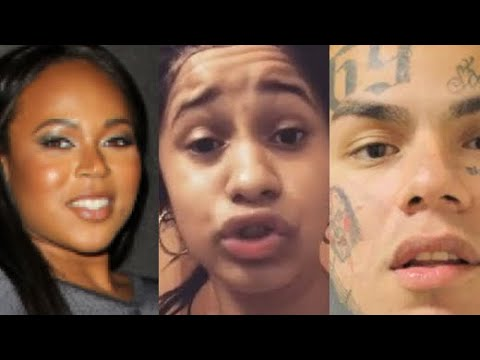 Cardi B Exposed by Ashanti Sister for taking fashion designs allegedly? Tekashi says NO TR3WAY thumbnail