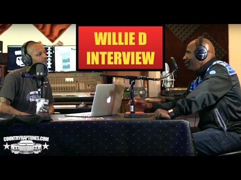 Willie D. Talks Almost Shooting Flava Flav, First Meeting Pimp C, Knocking Out Melly Mel & More.