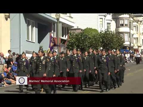 2012 - San Francisco Fleet Week - Italian Heritage Parade