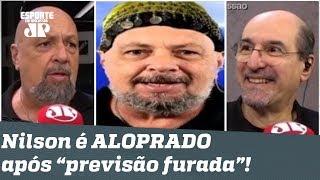 """Ué... O Corinthians passou? Nilson Cesar é ALOPRADO após """"previsão furada""""!"""