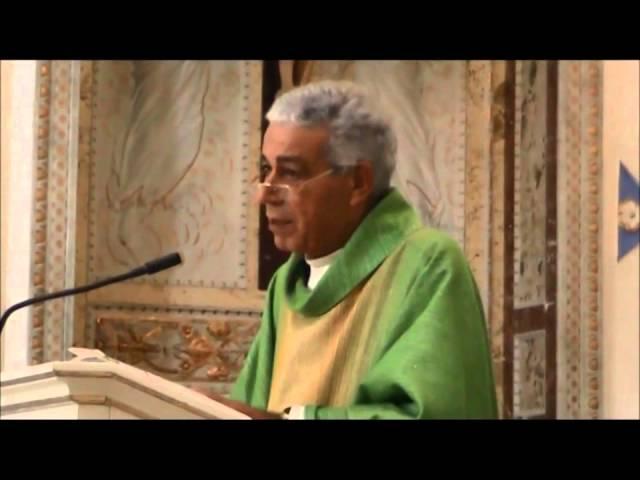Filmato Omelia domenicale 5102014 Padre Pietro Genco