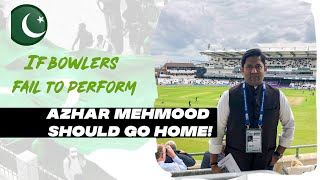 Azhar Mehmood in Hot Water.
