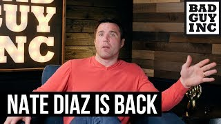 Nate Diaz and Tony Ferguson are back...