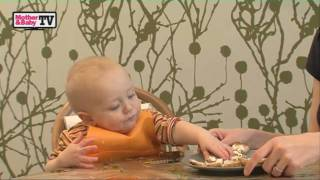 Baby led weaning tips and advice