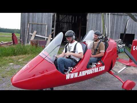 Gyrocoptere MTO-Sport, autogyro