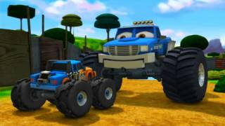 Bigfoot Presents: Meteor and the Mighty Monster Trucks - Episode 47 - Like Father, Like Son