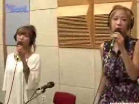 120713 SISTAR - Loving U @ Kiss The Radio (Sukira)