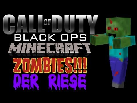 Der Riese Minecraft Zombies: First Attempt - Tuning on the Power & Teleporters?