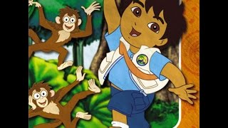 GO DIEGO GO NEW EPISODES OF GAMES