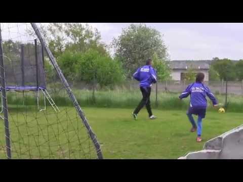 Trening podbijania  (*_*)- Gutek atakuje rekord