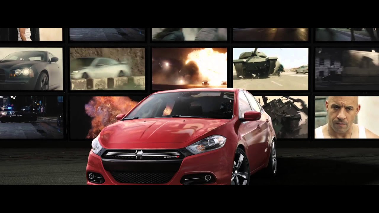 fast and furious 6 dodge dart commercial youtube. Cars Review. Best American Auto & Cars Review