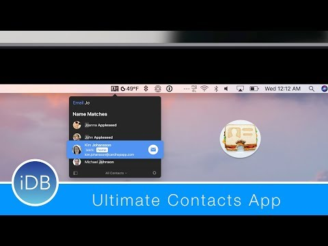 Cardhop by Flexibits Helps Manage All Your Contacts - Review