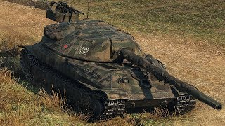 World of Tanks Object 705A - 4 Kills 9K Damage