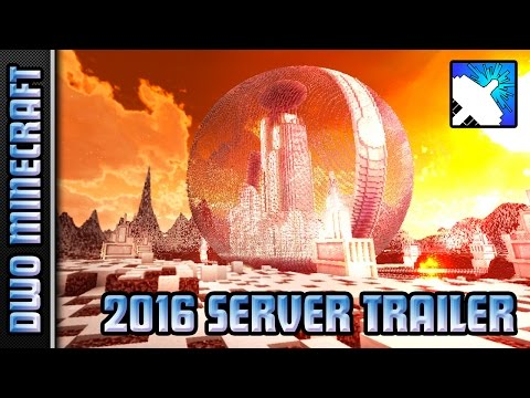 Doctor Who Online Minecraft Server - Official 2016 Trailer