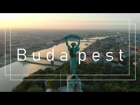 Budapest - Hungary | Dji Mavic Air drone | Cinematic Footage