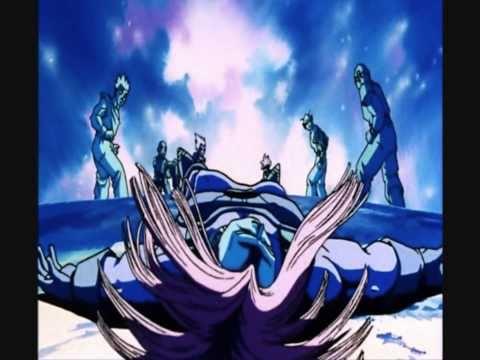 Trunks Dies Vegeta Attacks Cell (1080p) (HD)