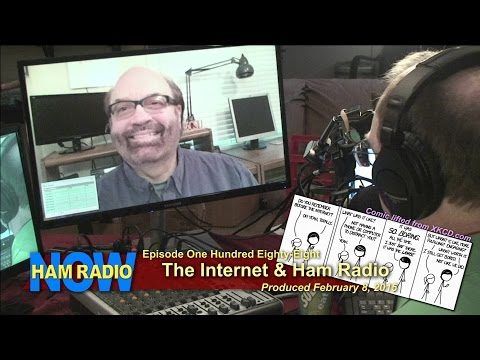 HRN 188: Ham Radio and the Internet