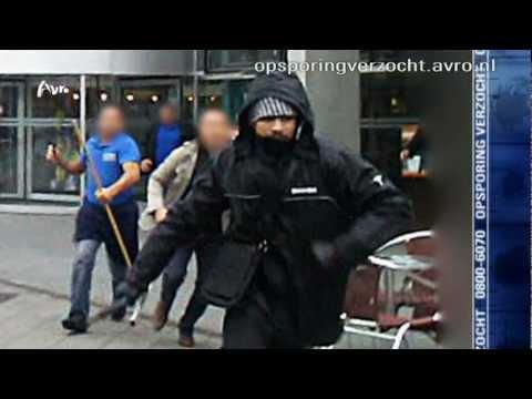 Amsterdam: Gewapende overval juwelier Ganpat & Zonen op het...