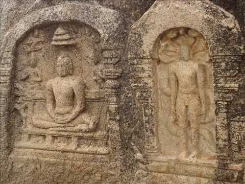 jain cave sculptures and inscription in jain hills nagamalaipudhukottai madurai