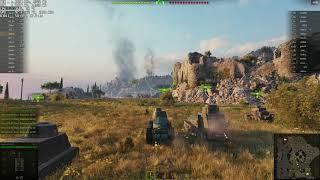World of Tanks FPS ULTRA TEST (FX8320, AMD7970)