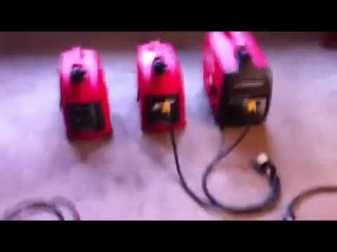 How to triple parallel honda eu series generators