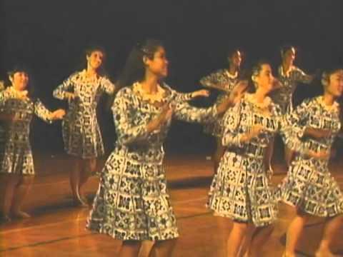1992 Punahou School Holoku Pageant (May 9, 1992) - 10/07/2014