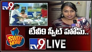 TV9 Sweet Home Real Estate Expo 2019 LIVE    Day -2    Hitex - TV9