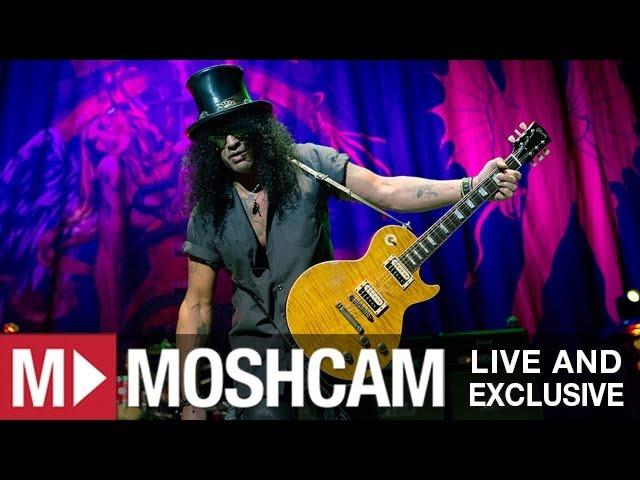 Slash ft.Myles Kennedy amp The Conspirators - Ghost  Live in Sydney  Moshcam
