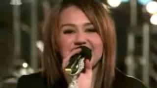 Watch Miley Cyrus Rocking Around The Christmas Tree video
