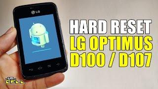 Hard Reset no LG L20 (D100 e D107) #UTICell