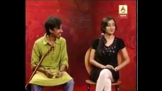 Open Tee Bioscope:chat in ABP Ananda studio
