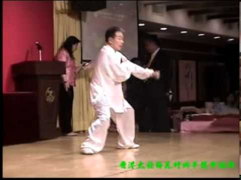 2007 Hong Kong Tai Chi Plum Blossom Praying Mantis Boxing Association Dinner Image 1
