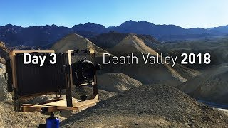 Landscape Photography: Making the Most of Difficult Conditions in Death Valley, Day 3