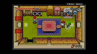The Legend of Zelda Minish cap +Bonus!