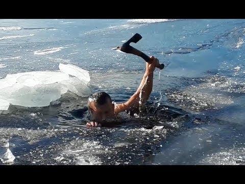 Зимнее Плавание ☠ БОЙ С ХОЛОДОМ