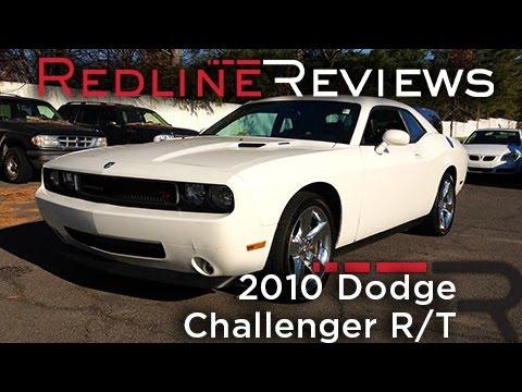 2010 Dodge Challenger R/T Review. Walkaround. Exhaust. Test Drive