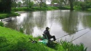 VIDEO ETANG PECHE SAISON 2009 LALLAING