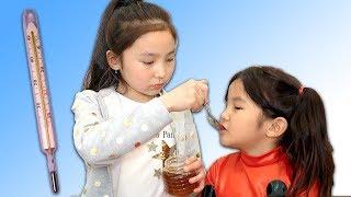 Sick Song - Children Songs & Nursery Rhymes / Kinderlieder