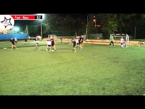 """Footgolf Stars - Nocckánti 2:3 - """"IV. Bikás Sport Pub Live Soccer League"""" 4.forduló - HÉTFŐ"""