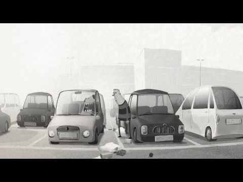 Случай на парковке Carpark короткометражный мультфильм