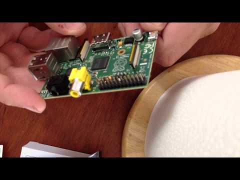 Raspberry Pi (512MB) Unboxing