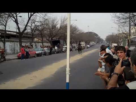 Carrera de Sortija - Feria de Mataderos