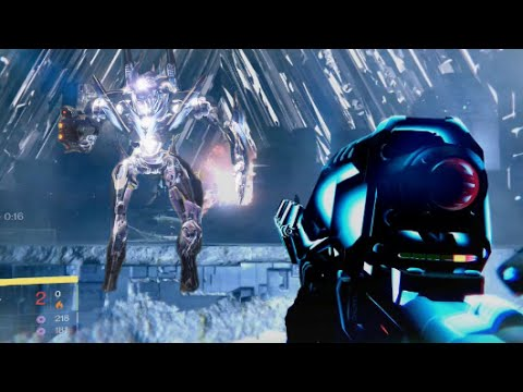 Destiny - SOLO PUSH ATHEON OFF AFTER PATCH !! 01/11/14